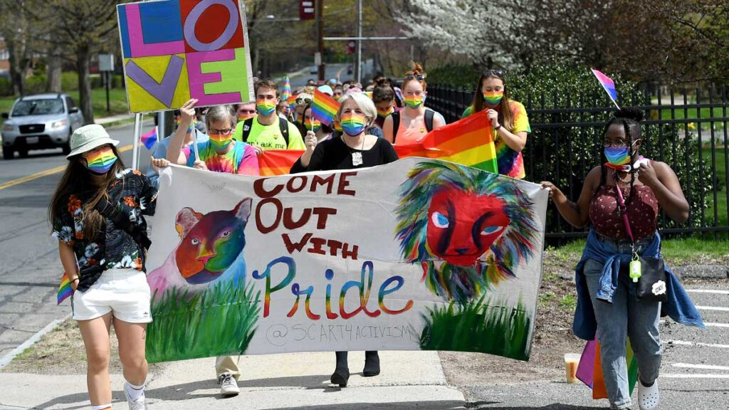 2021 Pride Parade