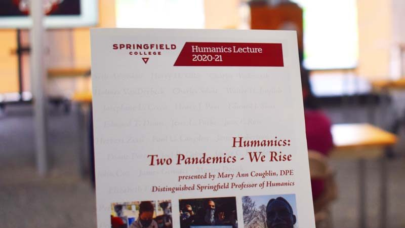Distinguished Springfield Professor of Humanics Lectures